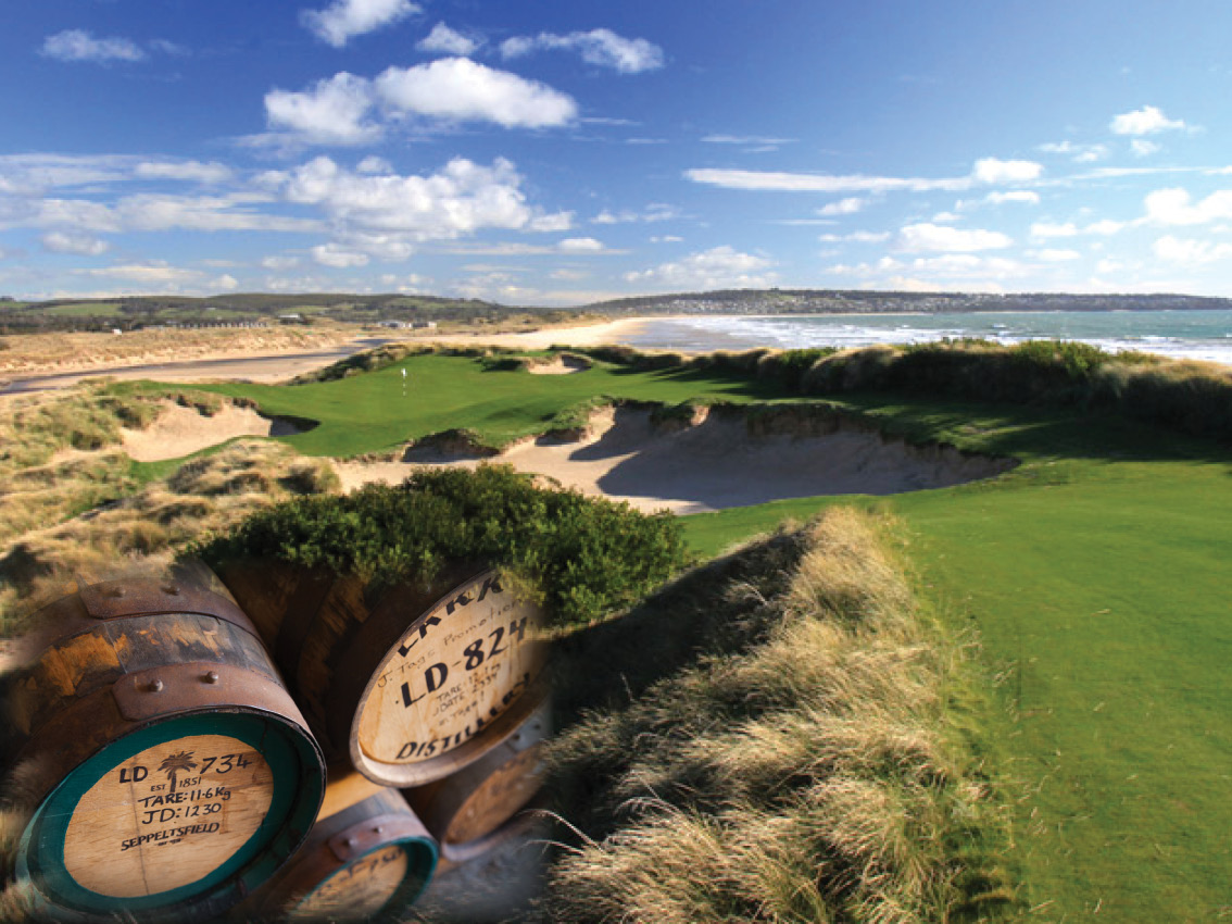 Whiskey & Golf | Tasmania