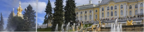 Peterhof summer estate
